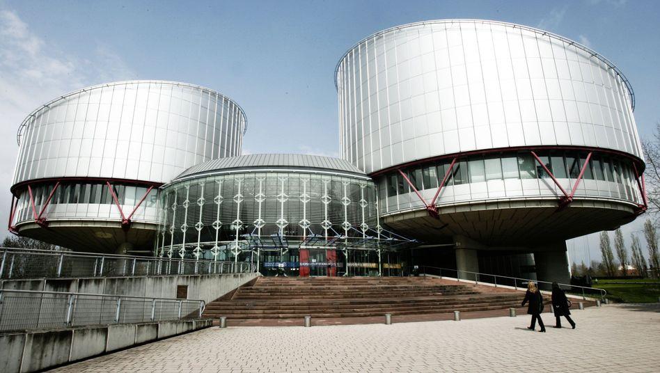 Menschenrechtsgerichtshof in Straßburg: Richter fühlen sich in die Irre geführt