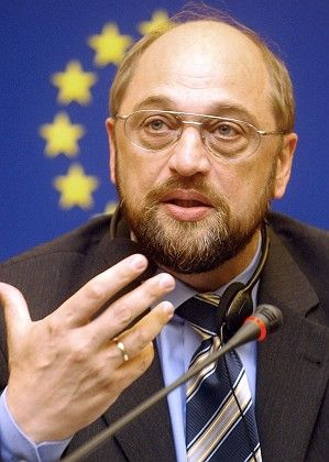 German MEP Martin Schulz is leader of the Social Democrat parliamentary group in the European Parliament. He is being touted as the next German EU commissioner.