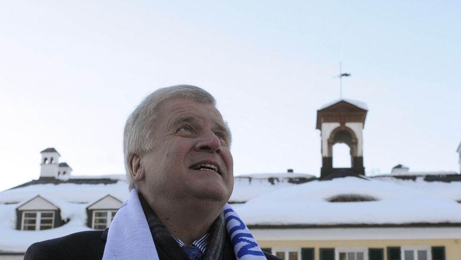 """Seehofer in Kreuth: """"Die Lage der FDP ist nicht mehr nur Sache der FDP"""""""