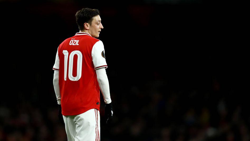 Arsenal-Zehner Mesut Özil