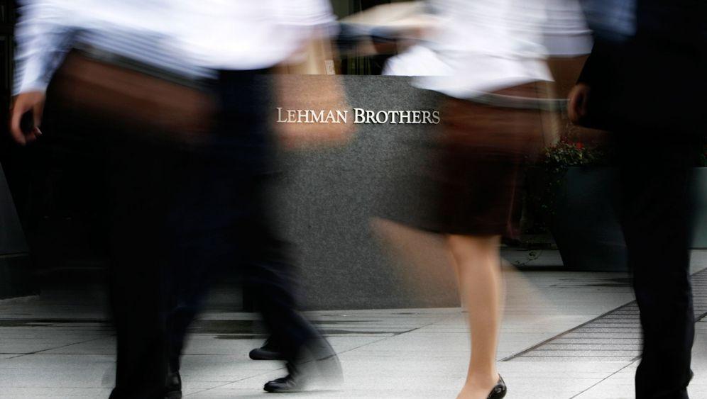 Kaputte US-Investmentbank: Die lange Pleite von Lehman Brothers