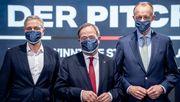 Frauen Union favorisiert Röttgen oder Laschet als CDU-Chef