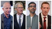 Vier Techbosse und ihr wichtigster Anruf des Jahres