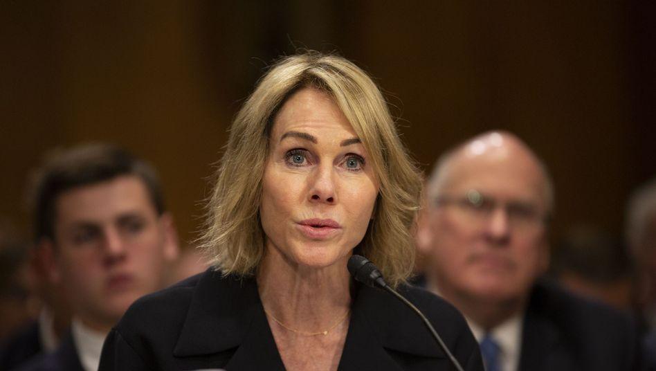Kelly Craft: Demokraten äußerten klare Vorbehalte - zur Uno darf sie trotzdem