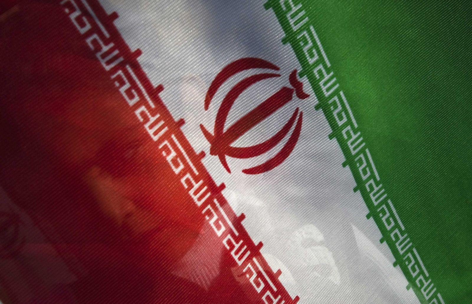 Iranian Flag ENGLISH