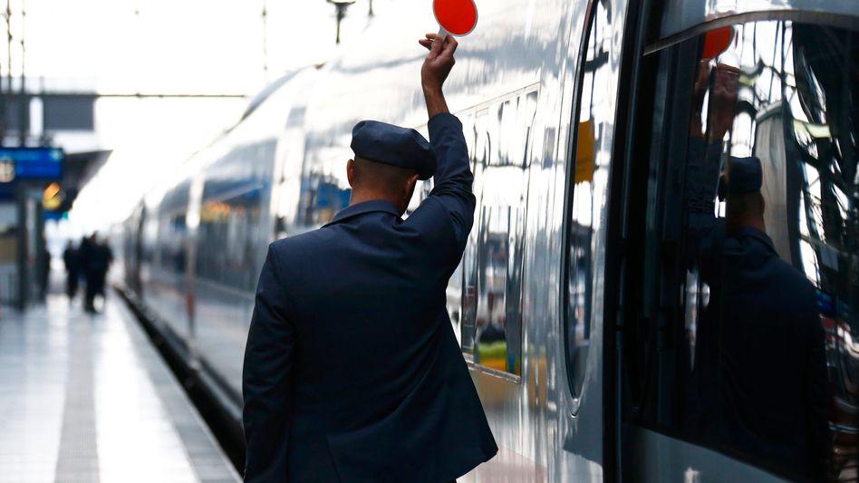 Zug in Frankfurt: Verspätungen seit 2004 um 30 Prozent gestiegen