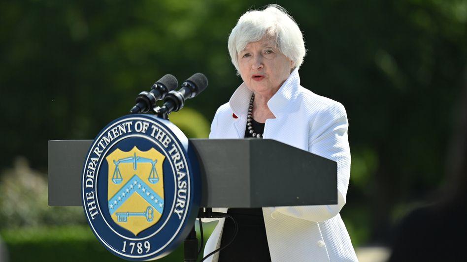 Janet Yellen: Zinsen auf normalem Niveau wären »keine schlechte Sache«