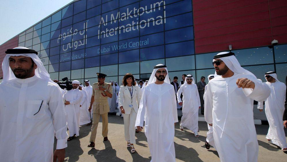 Dubaier Größenwahn: Große Pläne für den Wüstenflughafen