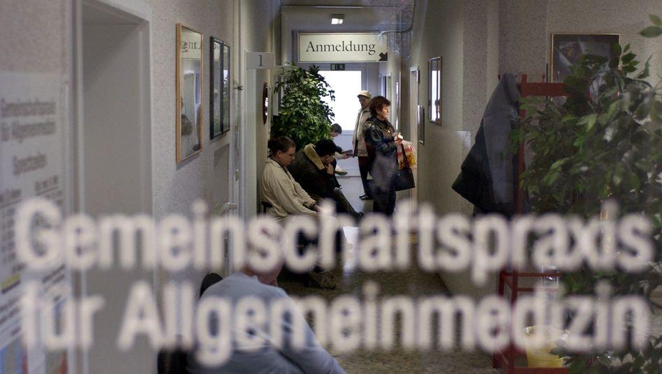 Arztpraxis: PKV-Chef warnt vor Bürgerversicherung