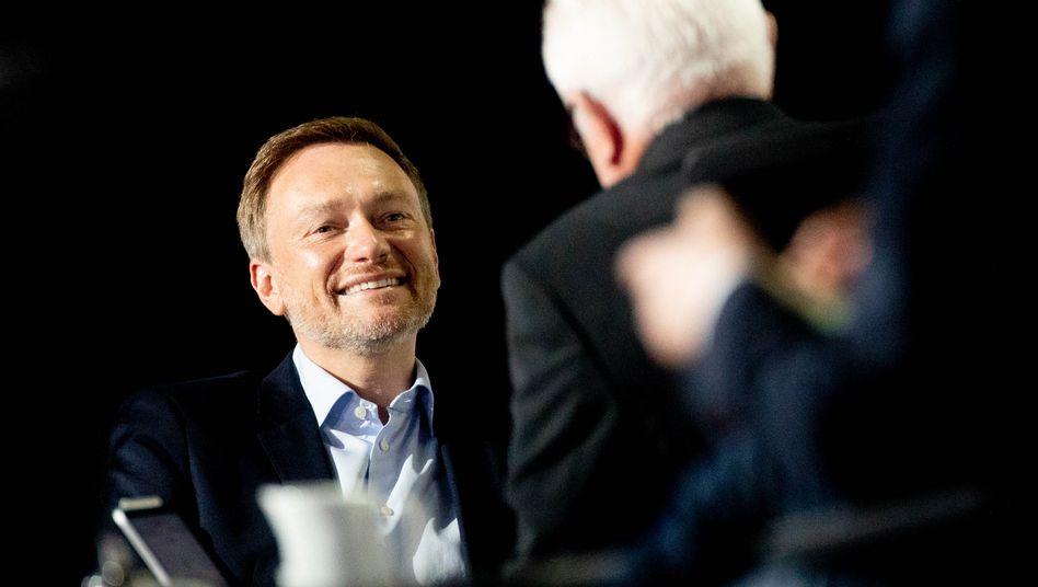 FDP-Parteichef Christian Lindner, Vize Wolfgang Kubicki: Keine Lust mehr auf Opposition