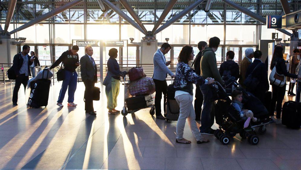 Deutsche Flughäfen: Warten, warten, warten