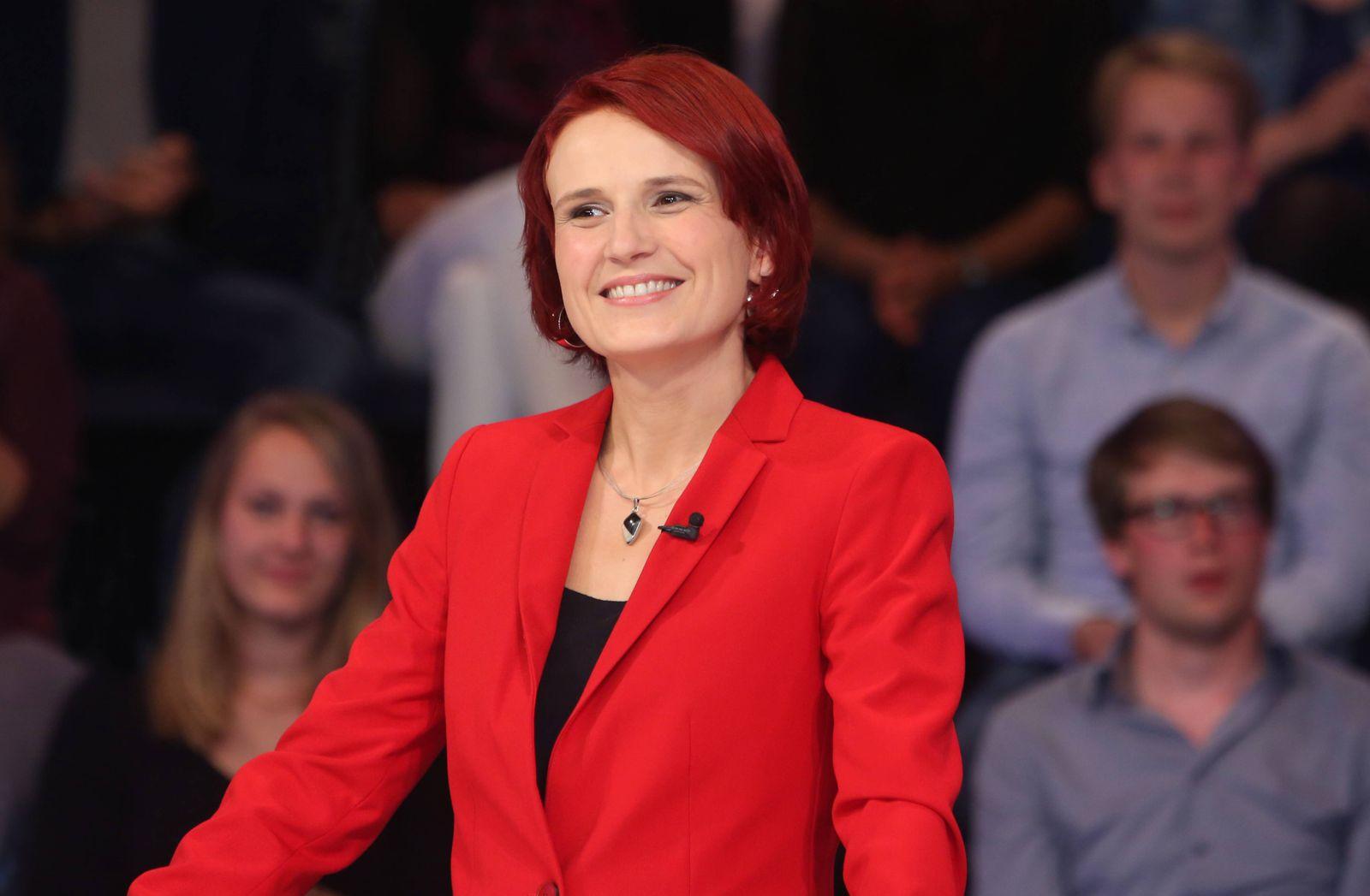 EINMALIGE VERWENDUNG Katja Kipping