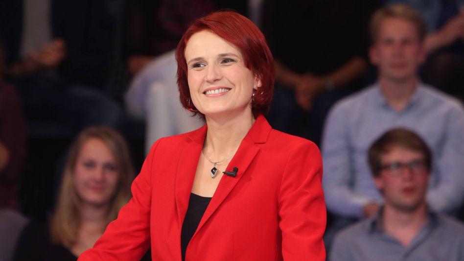 Linken-Chefin Kipping: Verführerisches Angebot an die SPD