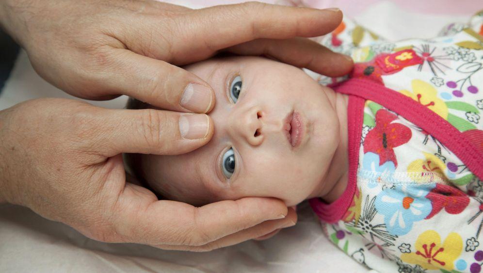 Heilende Hände: Osteopathie gegen Rückenschmerz, Verspannung und Geburtstrauma