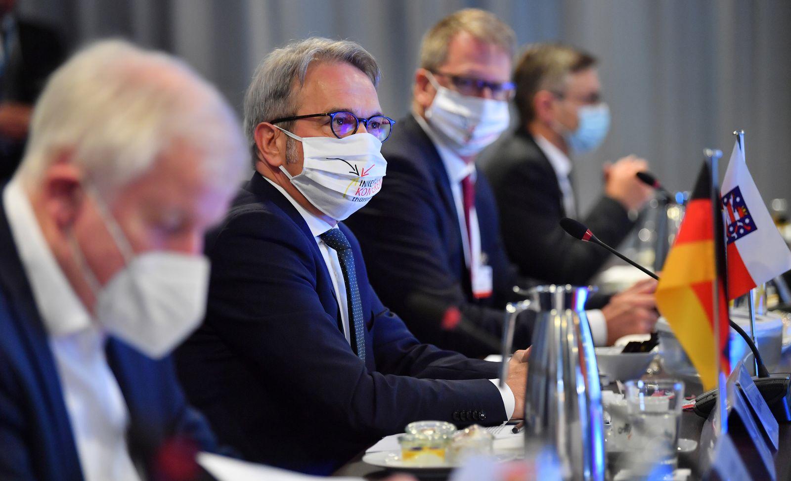Abschluss der Innenministerkonferenz (IMK)