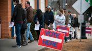 Rekordbeteiligung bei Stichwahl um Senatsposten in Georgia