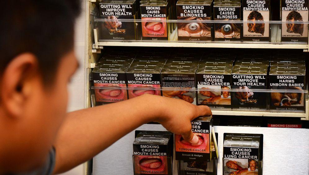 Neues Gesetz: Australien will mit Horrorbildern Raucher abschrecken