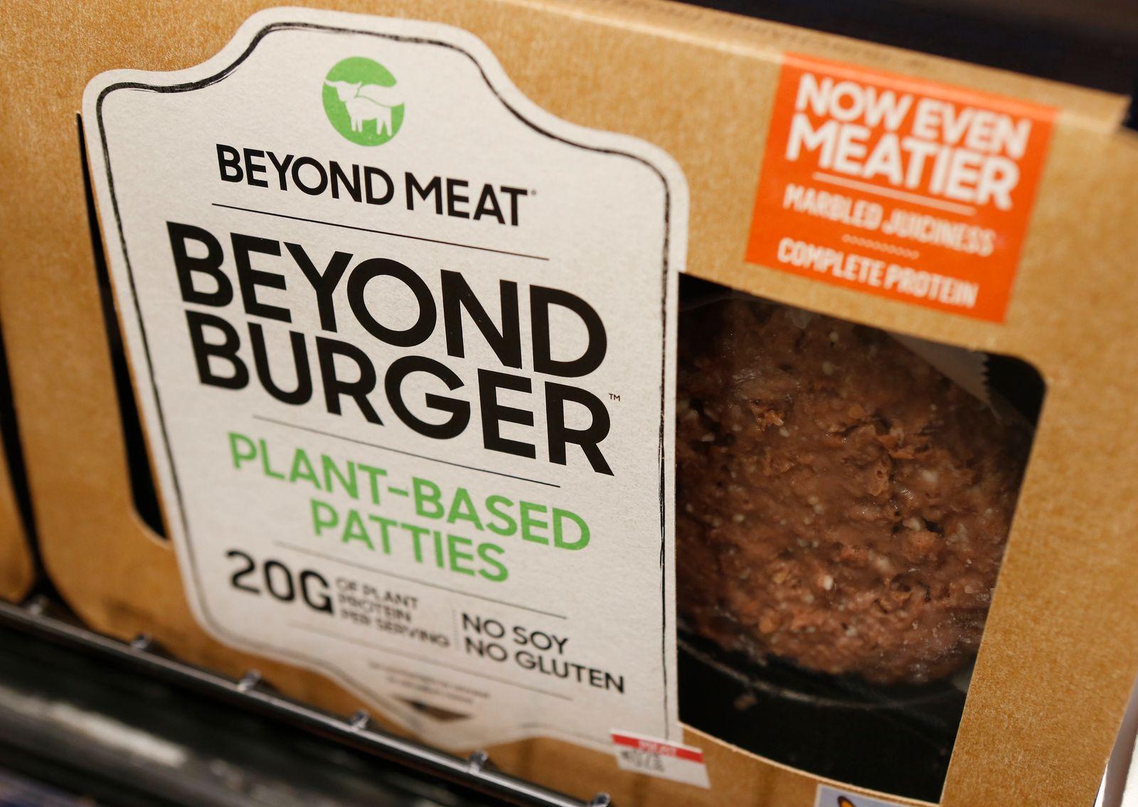 Beyond Meat verbucht weiter starke Geschäftszuwächse