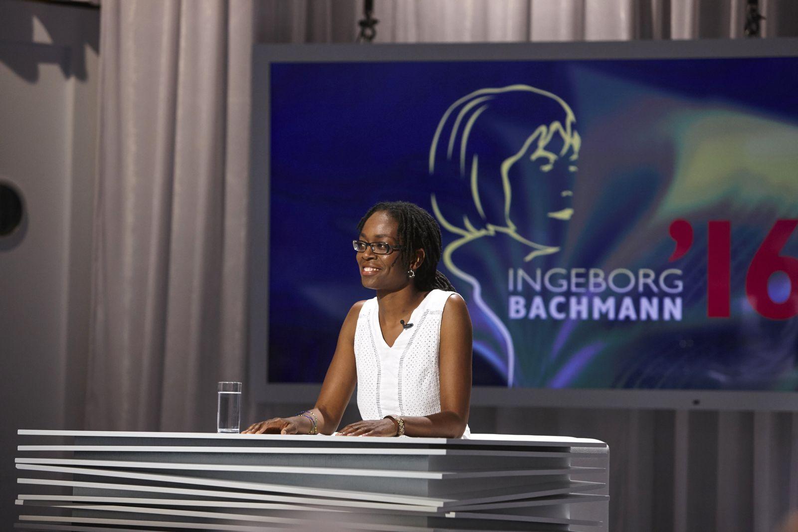 EINMALIGE VERWENDUNG Bachmannpreis 2016