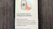 Darum sollten Nutzer der Corona-Warn-App jetzt ihre Einstellungen überprüfen