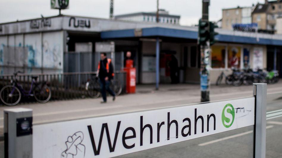 S-Bahnhof Wehrhahn (Archiv)