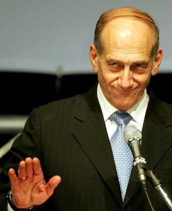 Wahlsieger Olmert: Grenzen neu definieren