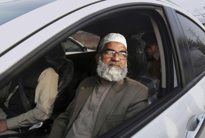 Mohammed Amin, der Vater des Opfers, nach dem Urteil