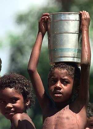 Rund 20.000 Jungen schuften in Mali als Kindersklaven