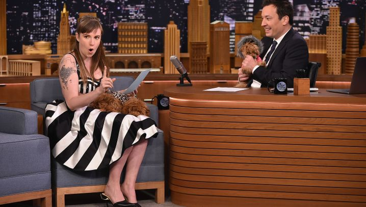 "Lena Dunham: ""Es tut mir sehr Leid"""
