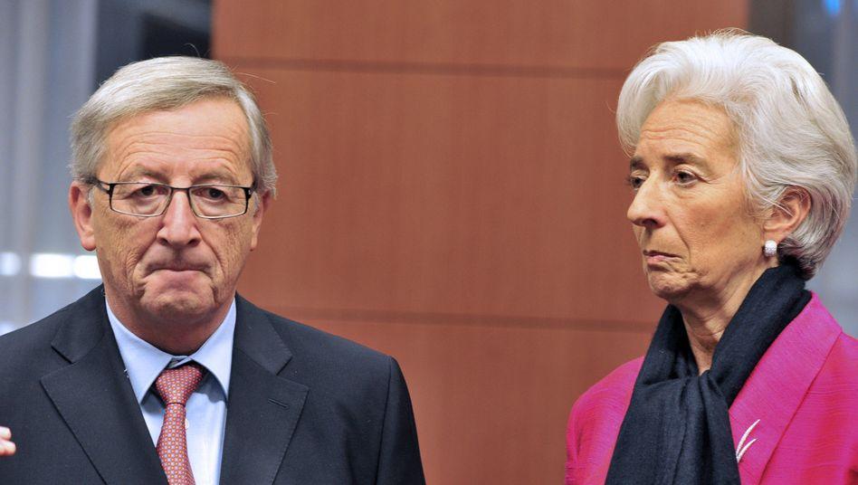 """Juncker: """"Die Dämonen sind nicht weg, sie schlafen nur"""""""