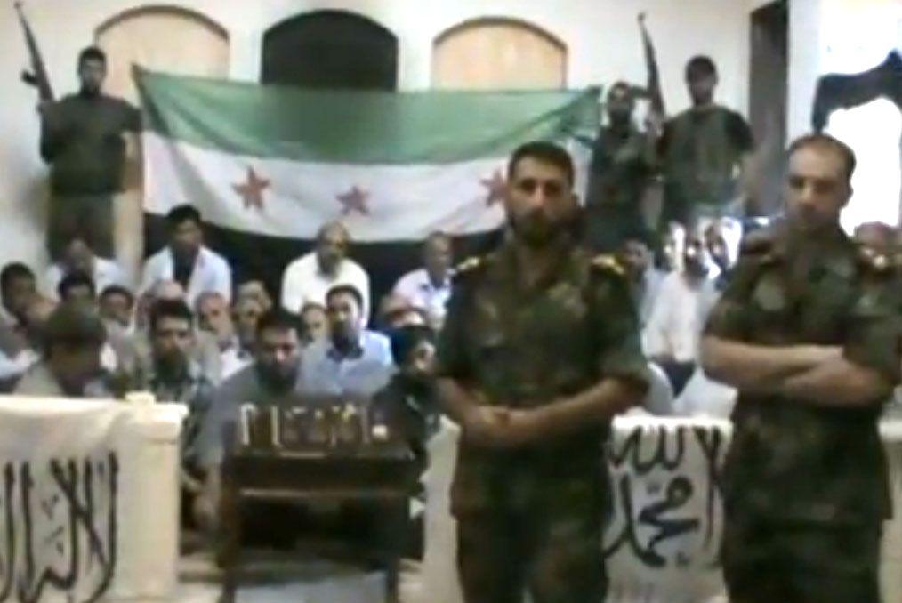 Syrien/ Iranische Geiseln