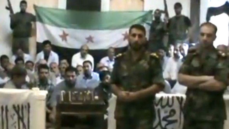 Iranische Geiseln in Syrien: Pilger oder Elitekämpfer?