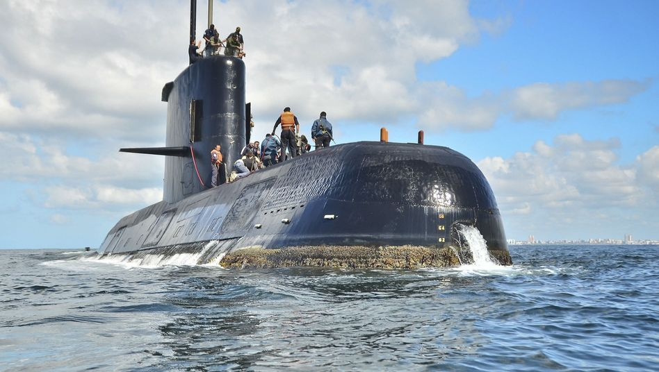 U-Boot ARA San Juan