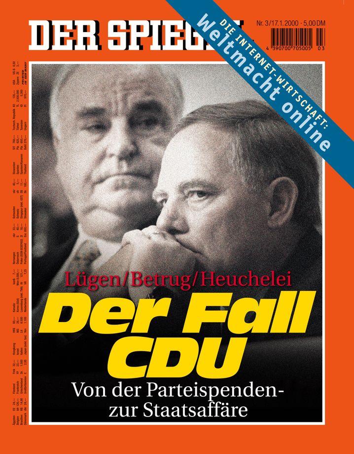 SPIEGEL-Titel 3/2000