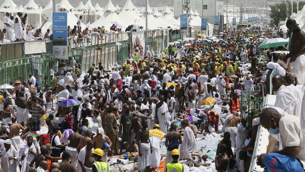 Unglück in Mekka: Tödliches Gedränge