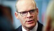 Irischer Außenminister sieht Zeit für Handelspakt ablaufen