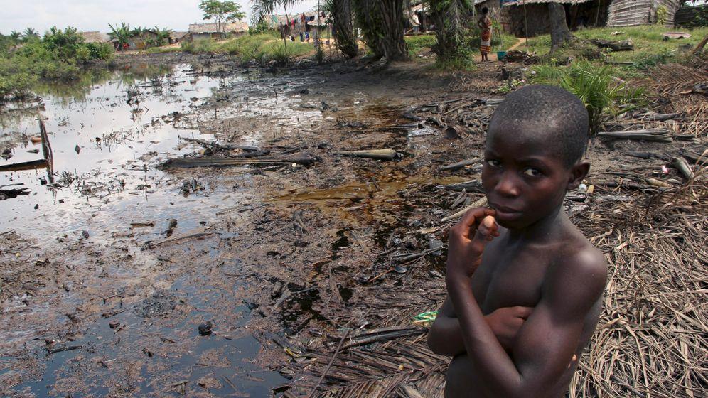 Nigeria: Reiches, armes Ölland