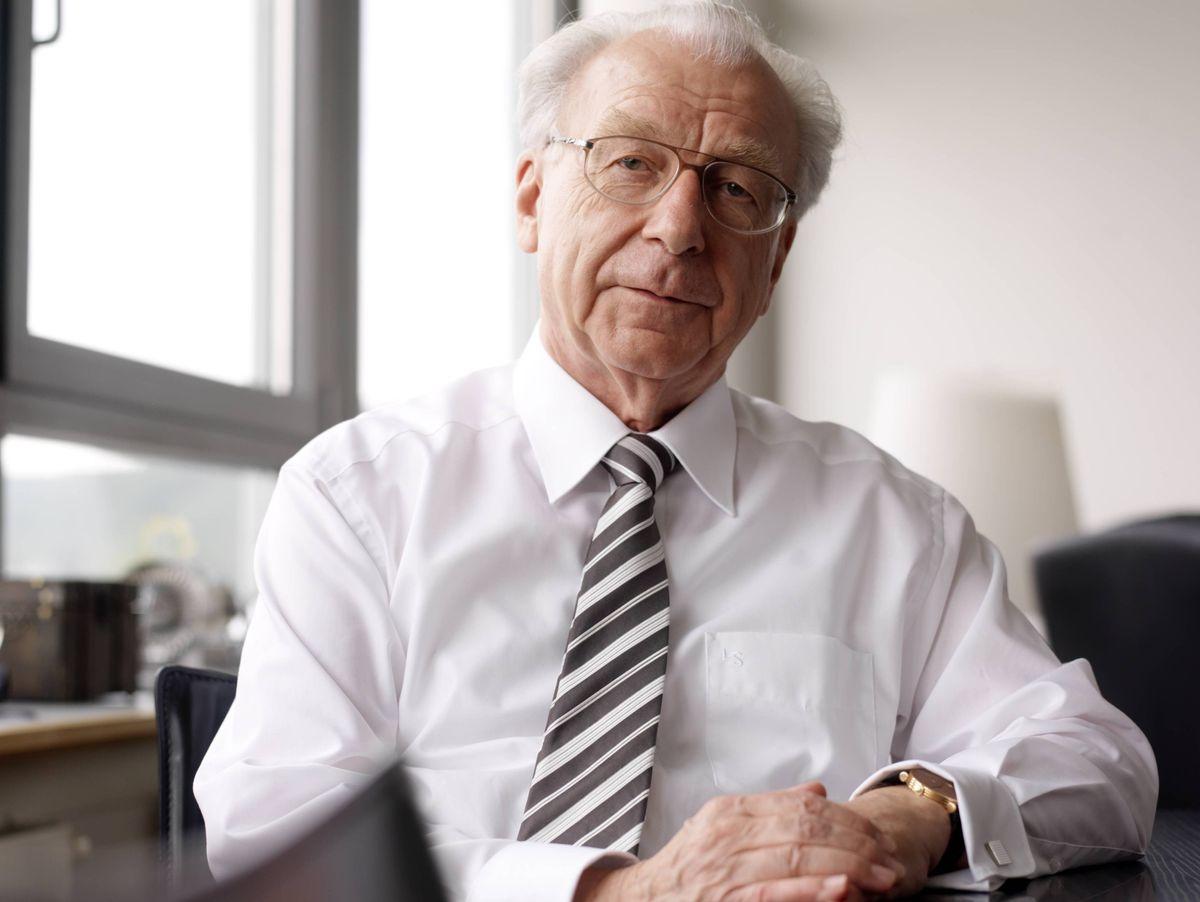 Lothar Spath Ex Ministerprasident Ist Tot Der Spiegel