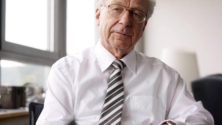 Lothar Späth: Landesvater und Aufbauhelfer