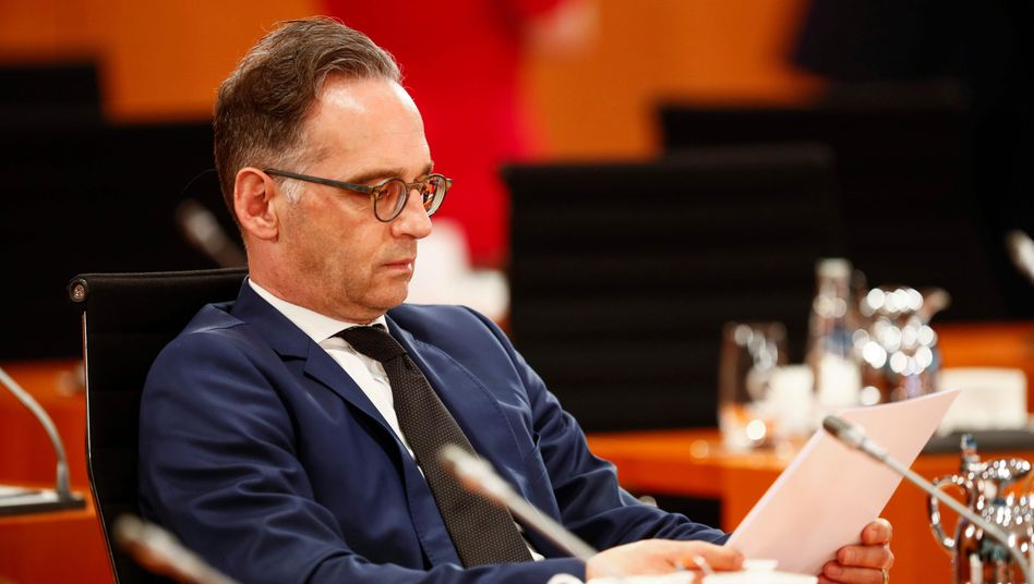 SPD-Politiker Maas fordert ein entschiedenes Vorgehen gegen Rechtsextremismus