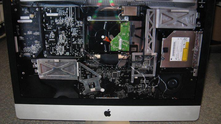Der 27-Zoll-iMac: So schön kann groß sein