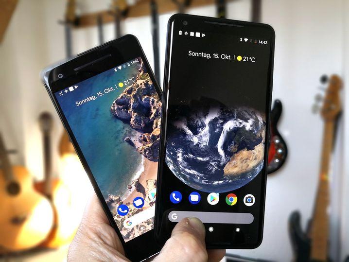 Erhält einen Nachfolger: Googles Pixel 2
