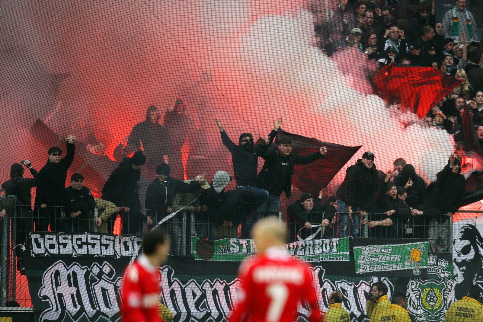 Kölner Hooligans