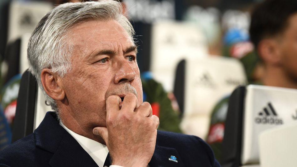 Zustände wie im alten Rom: Ancelotti ist empört