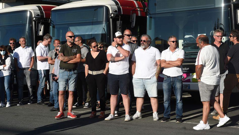 Bayonne Busfahrer Täter Herkunft