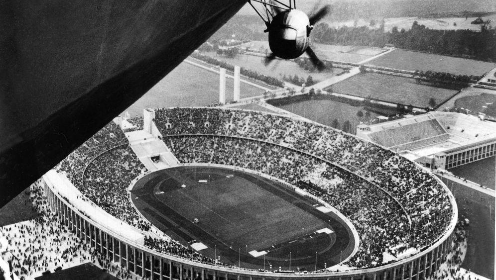Hitlers Spiele: Die Welt zu Gast bei den Nazis