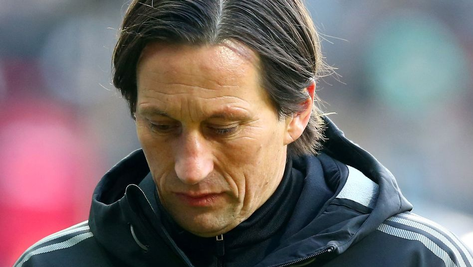 "Leverkusen-Trainer Schmidt: ""Unflätig vor sich hingeschimpft"""