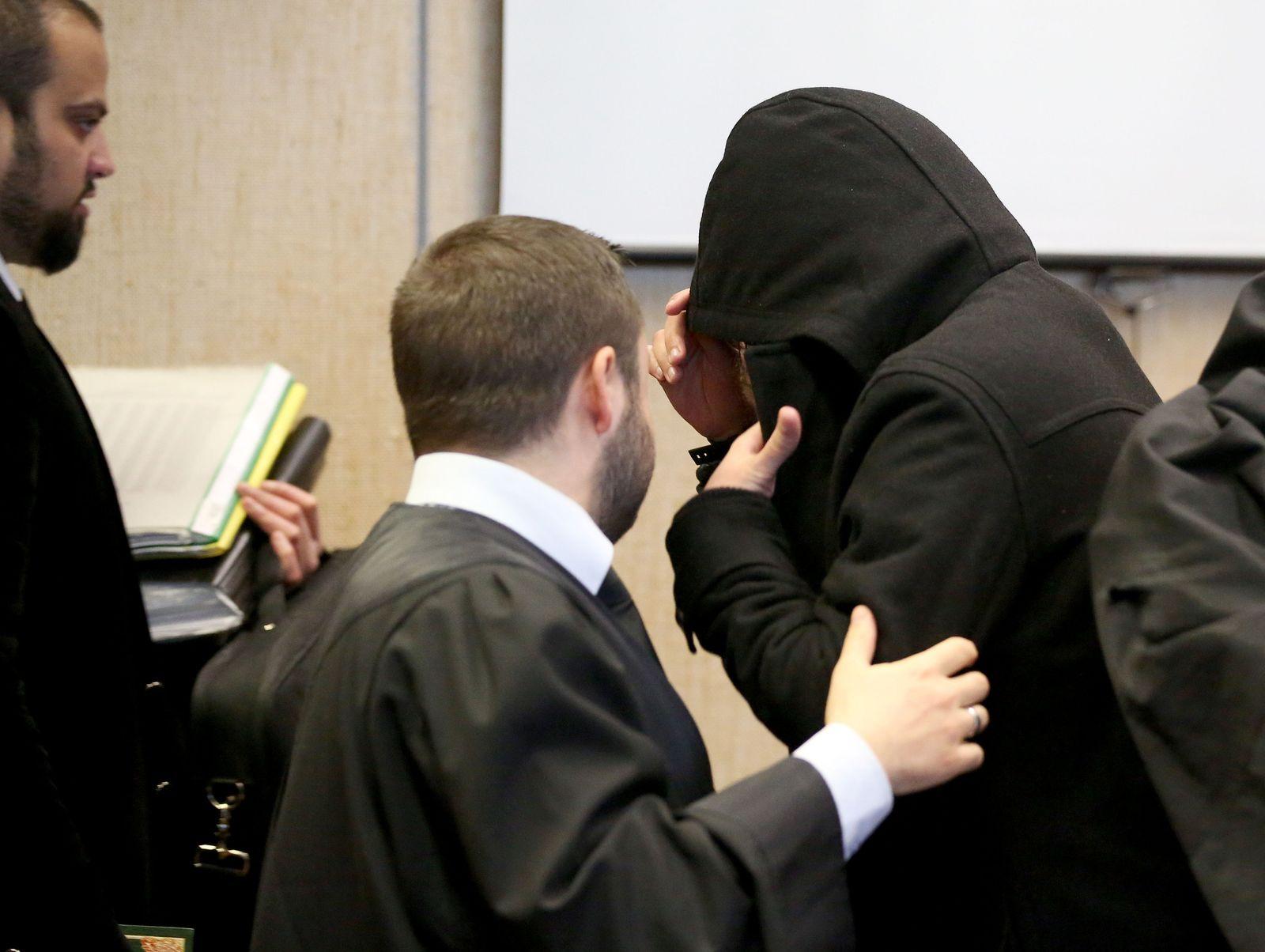 Urteil / Männer / Salafisten-Szene / Köln