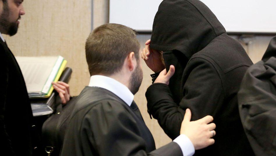 Kircheneinbrecher vor Gericht