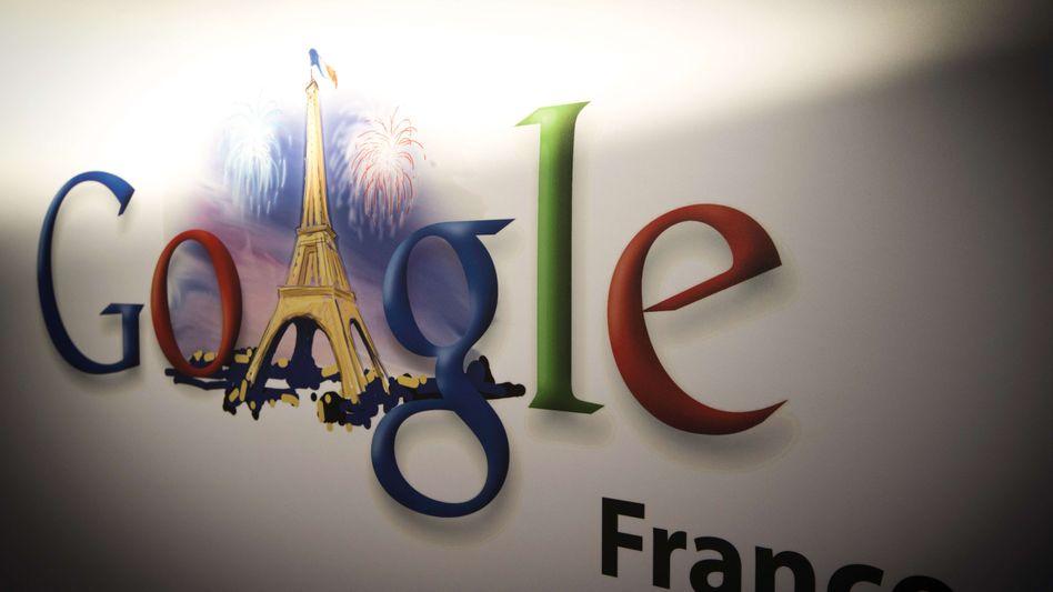 Google-Logo mit Eiffelturm: Die höchste Strafe, die je verhängt wurde